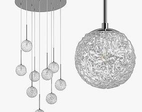 3D 815290 Bari Lightstar Chandelier