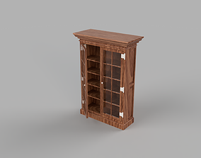Display Cabinet 3D printable model house