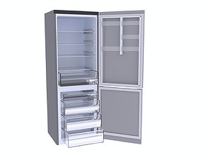 3D Home refrigerator for your home comfort