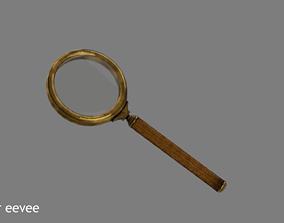Magnifier 3D model