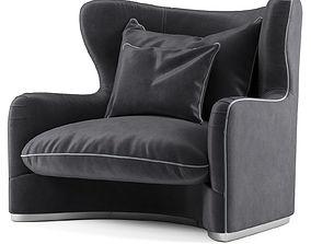 3D Balance armchair - Visionnaire
