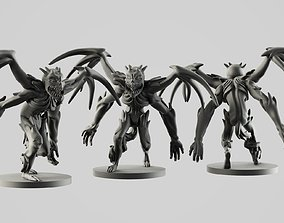 Demon dark 3D printable model