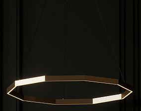 Midnight LED Pendant By Resident 3D