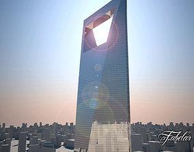 Buildin 28 Shangai WFC 3D model