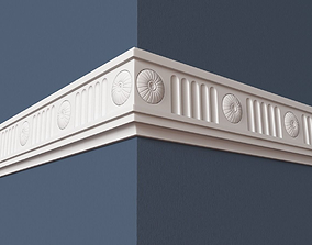 3D model Frieze ornament