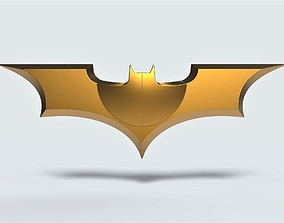 Batarang from the movie Dark 3D printable model