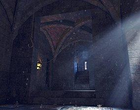 3D model Castle Dungeon