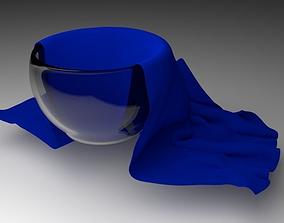 3D model A simple cup