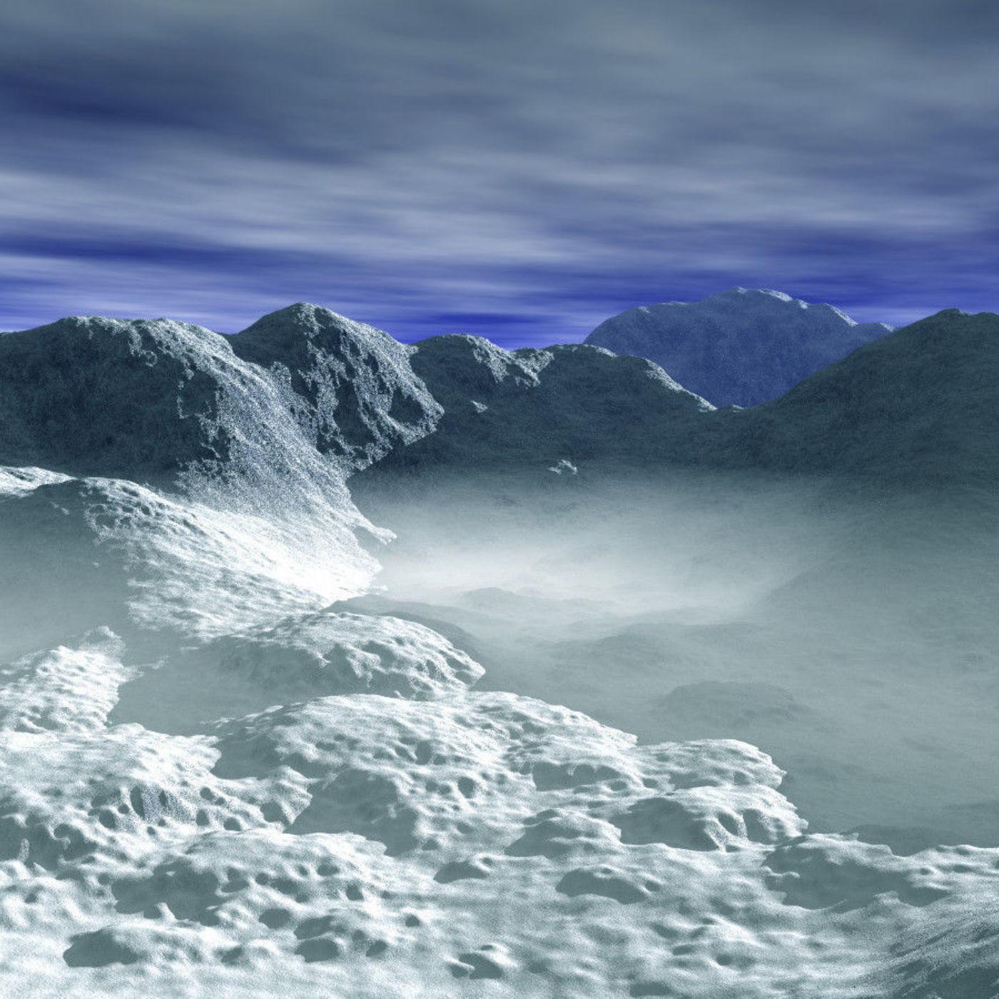 Glacial world