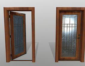 3D model door 2
