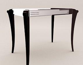 Coffee table - Art Deco 1930 3D model