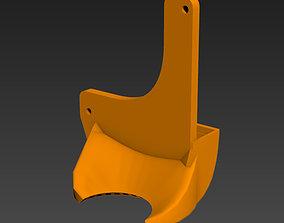 3D print model Anycubic i3 Mega fan duct v3