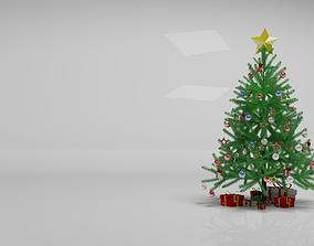 Christmas Tree 3D tree