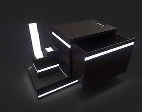 3D Nightstand Lampshade
