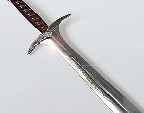 Sting Sword 3D model