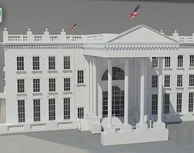 3D White House