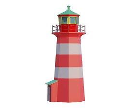 lighthouse 2 3D model