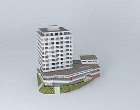 3D Hotel Niksic Sutomore, Montenegro