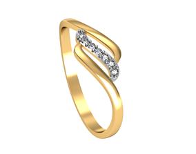 3D print model Sets of rings and earrings 6 pairs