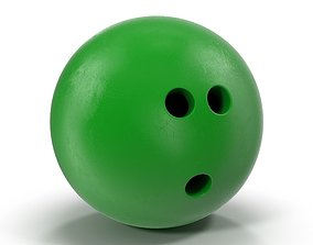 Bowling Ball 3D sports