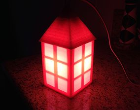 3D print model The Cassandra Lantern