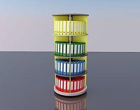 3D model File cabinet 1