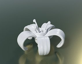 nature Flower 3D printable model