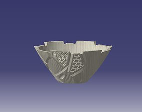 eiger large bowl 3D printable model