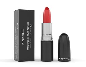 3D women Mac Lipstick