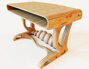 parametric 3D Parametric table