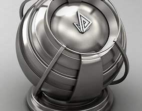 3D VRAY SHADER---METAL---Stainless Steel