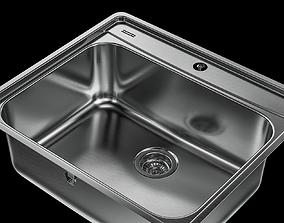 Sink FRANKE EVSCG901-18 3D model