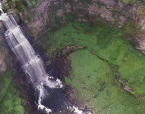 El Salto del Tequendama - Tequendama falls 3D