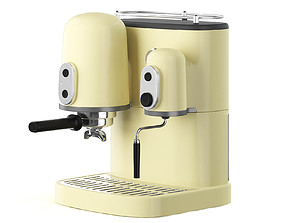 appliance Coffee Machine 3D Model