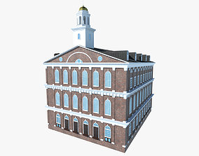 Faneuil Hall Marketplace 3D model