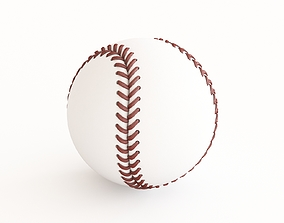 bat Baseball ball 3D