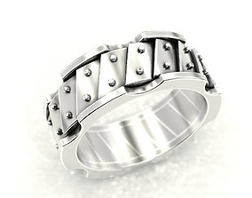 3D printable model Plate ring 2
