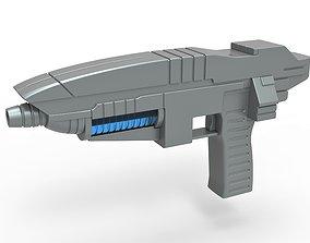 Andorian Plasma Pistol from Star Trek Enterprise TV 3D