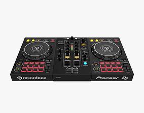 DJ Controller DDJ-400 3D