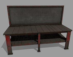 3D asset game-ready workbench