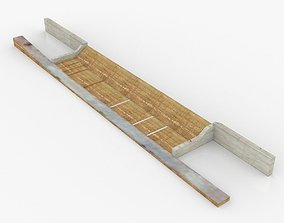 Chinaman Creek Dam 3D asset