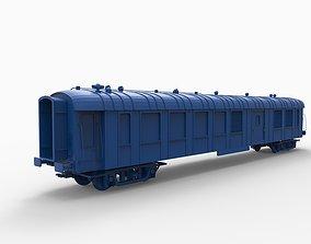 wagon mod6 3D printable model