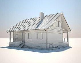 Free house 03 3D