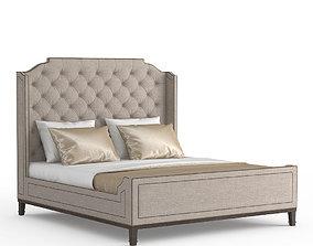 Glenwood King Bed 3D