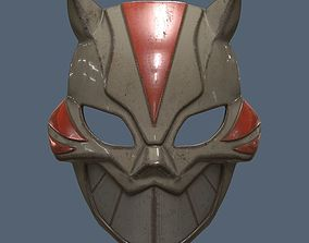 Cheshire Mask 3D print model
