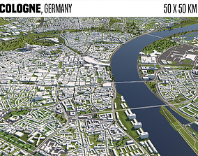 3D Cologne Germany