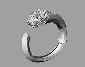 Bracelet Pantera 3D printable model