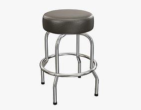 3D Bar stool 01