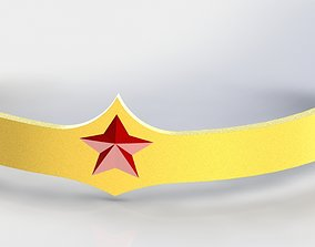 3D printable model Justice League Wonder Woman Tiara