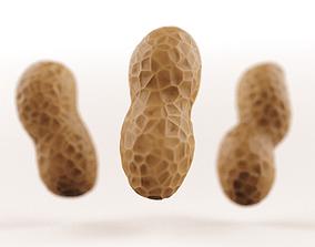 3D asset Peanut set